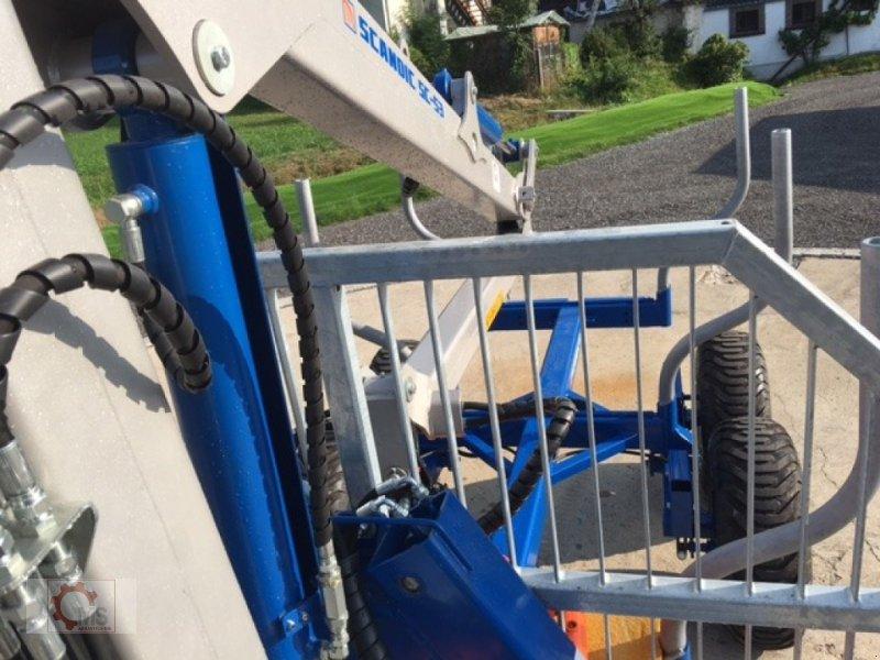 Rückewagen & Rückeanhänger des Typs Scandic ST-6 6,6t 5,9m Kran 600kg Auflauf- Hydraulische Bremse 40% Förderung, Neumaschine in Tiefenbach (Bild 8)