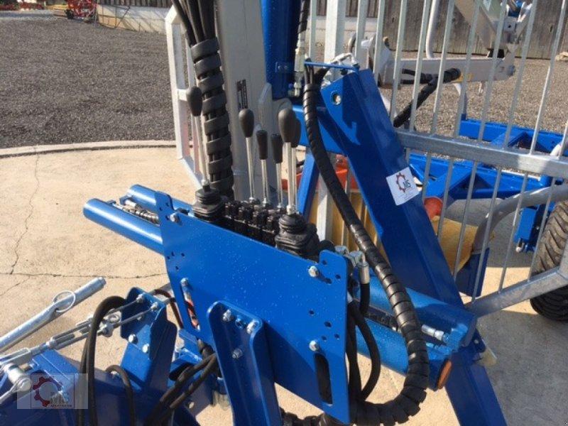 Rückewagen & Rückeanhänger des Typs Scandic ST-6 6,6t 5,9m Kran 600kg Auflauf- Hydraulische Bremse 40% Förderung, Neumaschine in Tiefenbach (Bild 16)