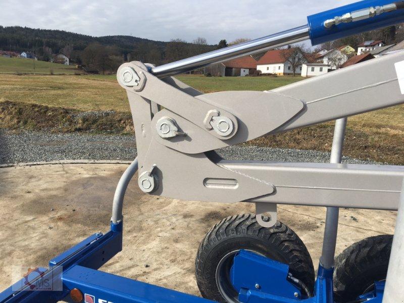 Rückewagen & Rückeanhänger des Typs Scandic ST-6 6,6t 5,9m Kran 600kg Auflauf- Hydraulische Bremse, Neumaschine in Tiefenbach (Bild 9)