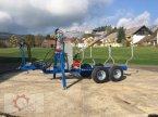 Rückewagen & Rückeanhänger des Typs Scandic ST-6 6t 4,5m Kran Auflauf- Hydraulische Bremse in Tiefenbach