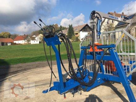 Rückewagen & Rückeanhänger des Typs Scandic ST-6 7,4t 4,5m Kran Auflauf- Hydraulische Bremse, Neumaschine in Tiefenbach (Bild 3)
