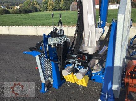 Rückewagen & Rückeanhänger des Typs Scandic ST-6 7,4t 5,9m Kran 600kg Auflauf- Hydraulische Bremse Winde, Neumaschine in Tiefenbach (Bild 13)