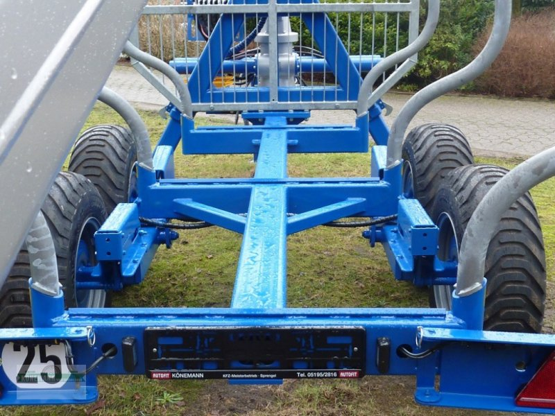 Rückewagen & Rückeanhänger des Typs Scandic ST 6, Neumaschine in Neuenkirchen (Bild 4)