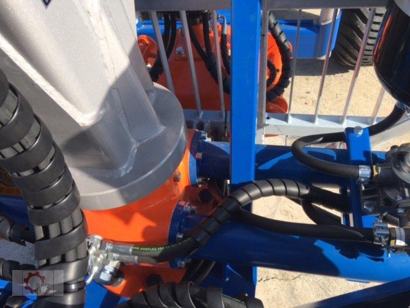 Rückewagen & Rückeanhänger des Typs Scandic ST-8 10,5t 7,1m Kran 600kg Hubkraft Druckluft, Neumaschine in Tiefenbach (Bild 16)