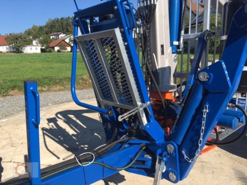 Rückewagen & Rückeanhänger des Typs Scandic ST-8 10,5t 7,1m Kran 600kg Hubkraft Druckluft, Neumaschine in Tiefenbach (Bild 30)