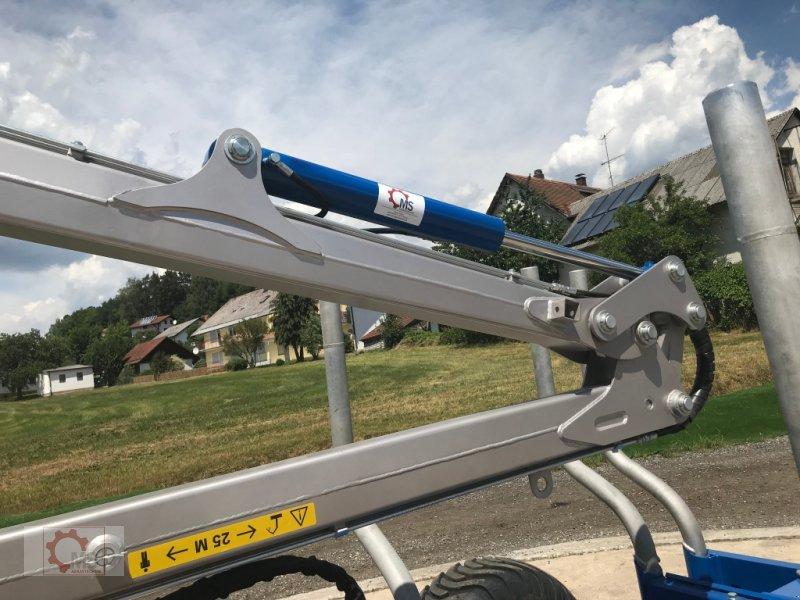 Rückewagen & Rückeanhänger des Typs Scandic ST-8 10,5t 7,9m Kran 550kg Druckluft sofort verfügbar 40% Förderung, Neumaschine in Tiefenbach (Bild 7)
