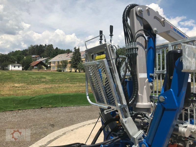 Rückewagen & Rückeanhänger des Typs Scandic ST-8 10,5t 7,9m Kran 550kg Druckluft sofort verfügbar 40% Förderung, Neumaschine in Tiefenbach (Bild 10)