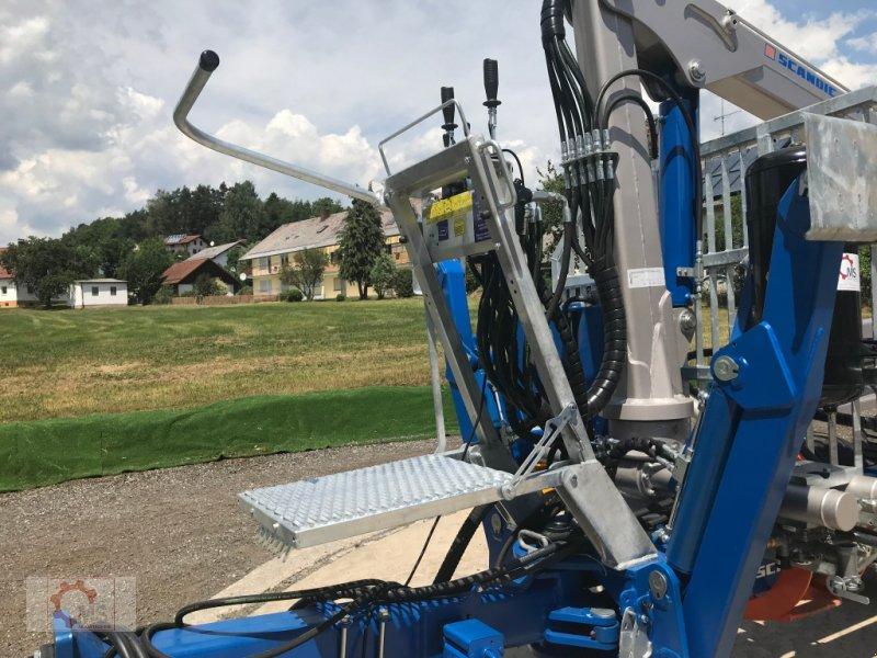 Rückewagen & Rückeanhänger des Typs Scandic ST-8 10,5t 7,9m Kran 550kg Druckluft sofort verfügbar 40% Förderung, Neumaschine in Tiefenbach (Bild 17)