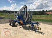 Rückewagen & Rückeanhänger des Typs Scandic ST-8 10,5t 7,9m Kran 550kg Druckluft sofort verfügbar, Neumaschine in Tiefenbach