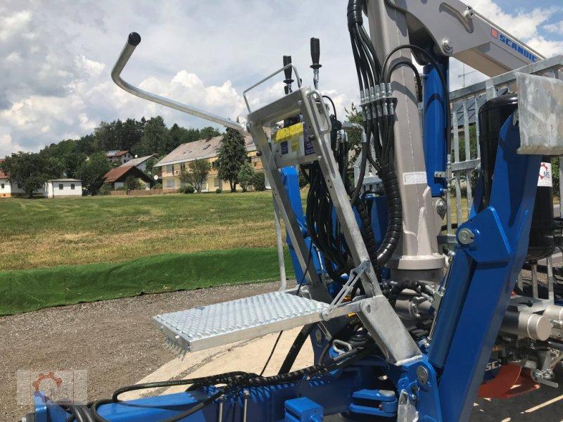 Rückewagen & Rückeanhänger des Typs Scandic ST-8 10,5t 7,9m Kran 550kg Druckluft sofort verfügbar, Neumaschine in Tiefenbach (Bild 10)