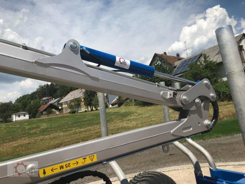 Rückewagen & Rückeanhänger des Typs Scandic ST-8 10,5t 7,9m Kran 550kg Druckluft sofort verfügbar, Neumaschine in Tiefenbach (Bild 16)