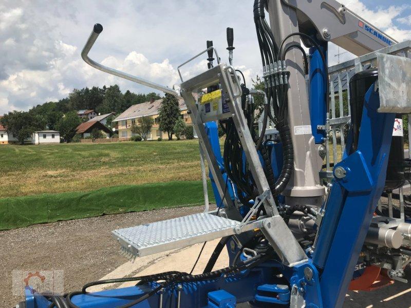 Rückewagen & Rückeanhänger des Typs Scandic ST-8 10,5t 7,9m Kran 550kg Druckluft sofort verfügbar, Neumaschine in Tiefenbach (Bild 19)