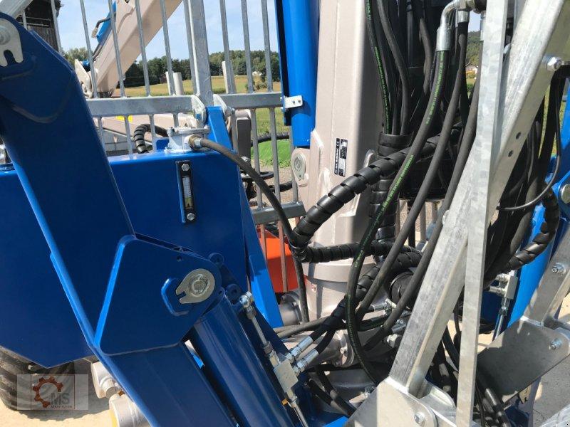 Rückewagen & Rückeanhänger des Typs Scandic ST-8 10,5t 7,9m Kran 550kg Druckluft, Neumaschine in Tiefenbach (Bild 7)