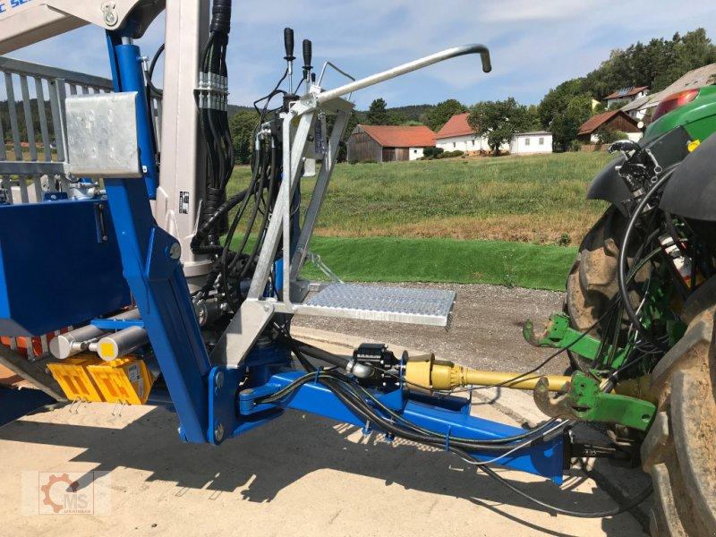 Rückewagen & Rückeanhänger des Typs Scandic ST-8 10,5t 7,9m Kran 550kg Druckluft, Neumaschine in Tiefenbach (Bild 14)