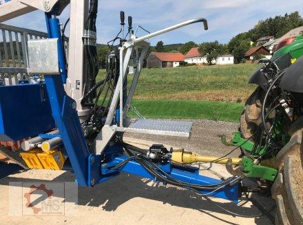 Rückewagen & Rückeanhänger des Typs Scandic ST-8 10,5t 7,9m Kran 550kg Hubkraft Druckluft, Neumaschine in Tiefenbach (Bild 11)