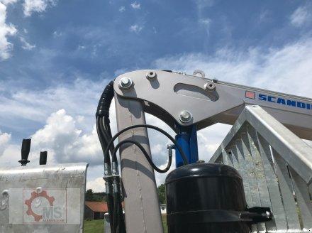 Rückewagen & Rückeanhänger des Typs Scandic ST-8 10,5t 7,9m Kran 550kg Hubkraft Druckluft, Neumaschine in Tiefenbach (Bild 7)