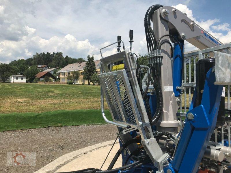Rückewagen & Rückeanhänger des Typs Scandic ST-8 10,5t 7,9m Kran 550kg Hubkraft Druckluft, Neumaschine in Tiefenbach (Bild 16)