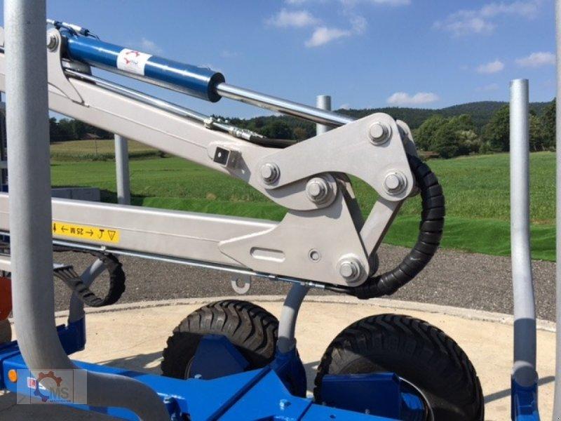 Rückewagen & Rückeanhänger des Typs Scandic ST-8 7,1m Kran 600kg Aufl- Hydrbremse Sofort verfügbar, Neumaschine in Tiefenbach (Bild 11)