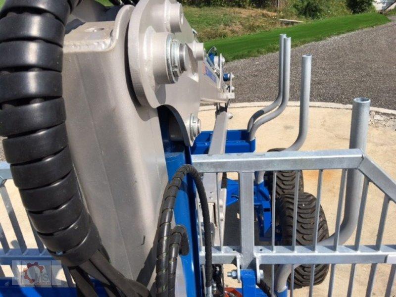 Rückewagen & Rückeanhänger des Typs Scandic ST-8 7,1m Kran 600kg Auflauf- Hydraulische Bremse 40% Förderung, Neumaschine in Tiefenbach (Bild 8)