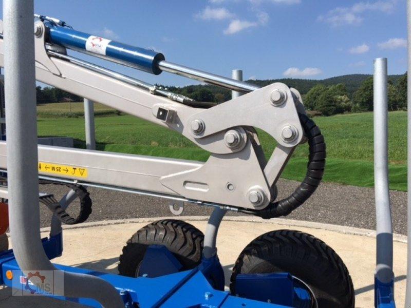 Rückewagen & Rückeanhänger des Typs Scandic ST-8 7,1m Kran 600kg Auflauf- Hydraulische Bremse 40% Förderung, Neumaschine in Tiefenbach (Bild 9)