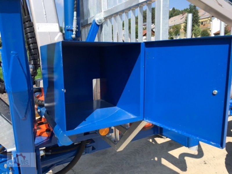 Rückewagen & Rückeanhänger des Typs Scandic ST-8 7,1m Kran 600kg Auflauf- Hydraulische Bremse 40% Förderung, Neumaschine in Tiefenbach (Bild 11)