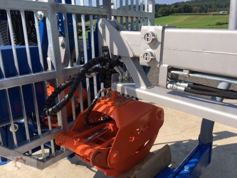 Rückewagen & Rückeanhänger des Typs Scandic ST-8 7,1m Kran 600kg Auflauf- Hydraulische Bremse 40% Förderung, Neumaschine in Tiefenbach (Bild 12)