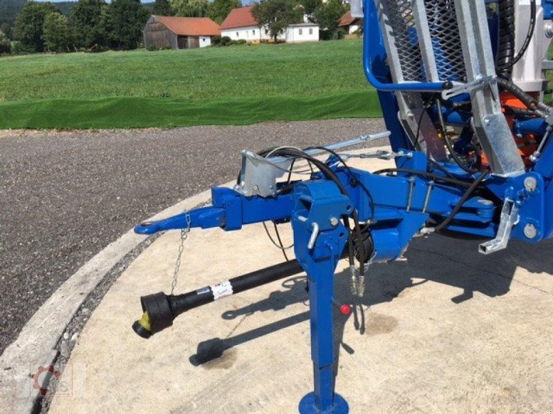 Rückewagen & Rückeanhänger des Typs Scandic ST-8 7,1m Kran 600kg Auflauf- Hydraulische Bremse, Neumaschine in Tiefenbach (Bild 9)