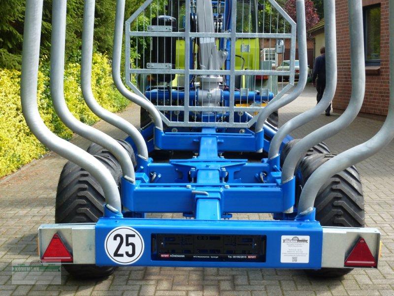 Rückewagen & Rückeanhänger des Typs Scandic ST 8/72, Neumaschine in Neuenkirchen (Bild 5)