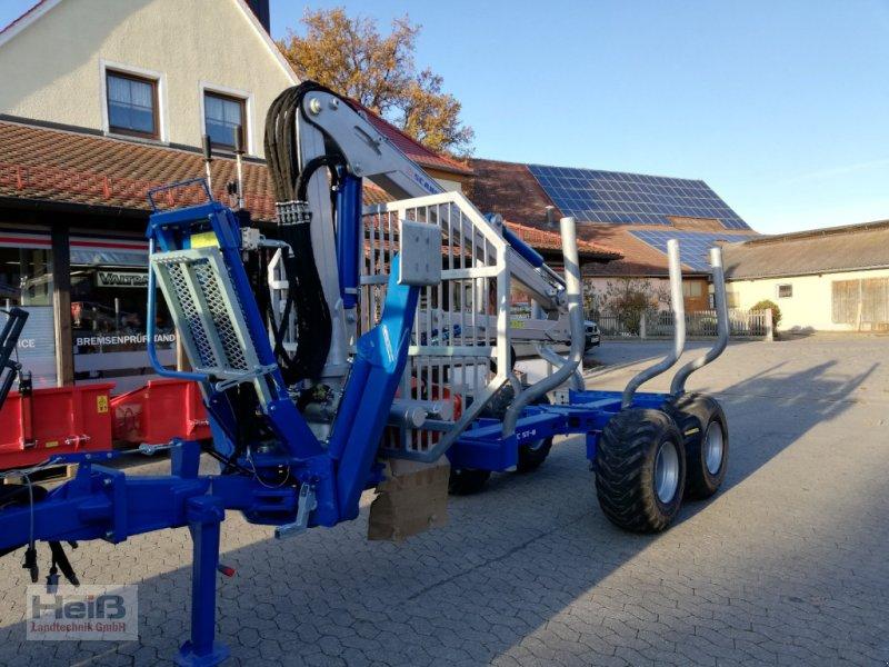Rückewagen & Rückeanhänger a típus Scandic ST-8, Neumaschine ekkor: Merkendorf (Kép 1)