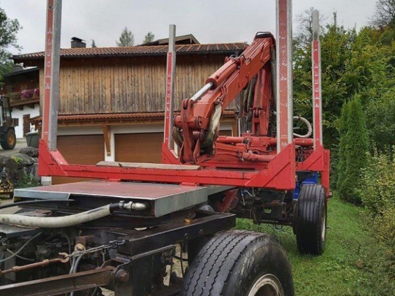 Rückewagen & Rückeanhänger des Typs Schwarzmüller LKW Anhänger, Gebrauchtmaschine in Hausham (Bild 1)