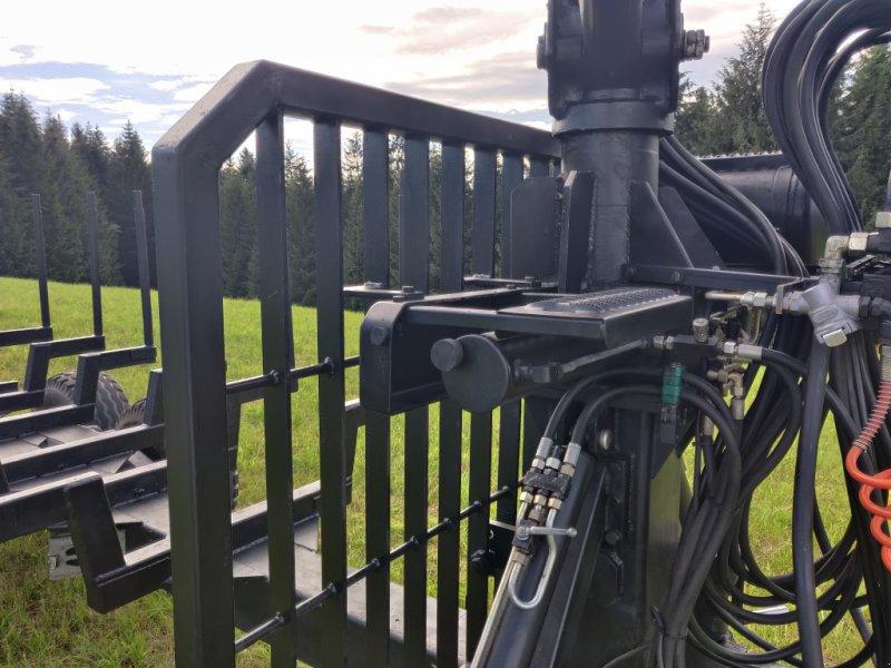 Rückewagen & Rückeanhänger des Typs Sonstige 9t Druckluftbremse, Gebrauchtmaschine in Wilhelmsthal (Bild 18)