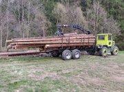 Rückewagen & Rückeanhänger des Typs Sonstige 9t Druckluftbremse, Gebrauchtmaschine in Wilhelmsthal