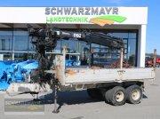 Rückewagen & Rückeanhänger типа Sonstige Eigenbau mit HIAB 092, Gebrauchtmaschine в Gampern