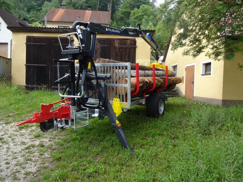 Rückewagen & Rückeanhänger des Typs Sonstige RWE6-53T, Neumaschine in Happurg (Bild 2)