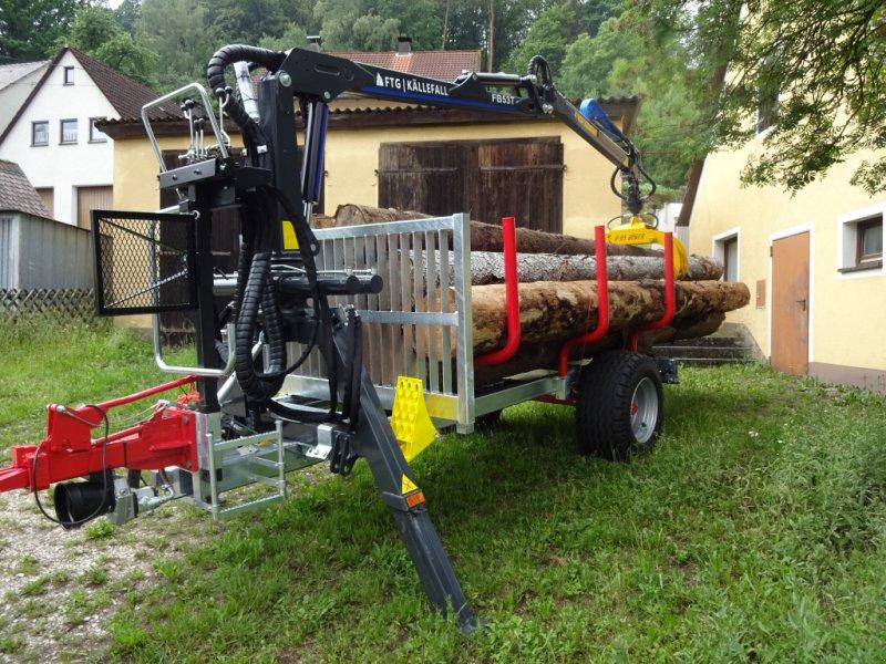 Rückewagen & Rückeanhänger des Typs Sonstige RWE6-53T, Neumaschine in Happurg (Bild 3)