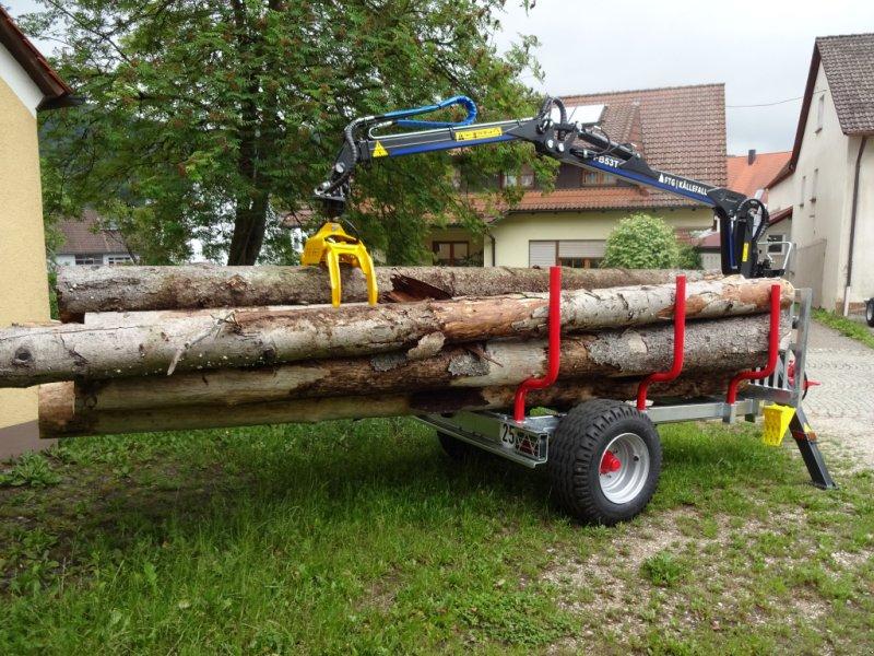 Rückewagen & Rückeanhänger des Typs Sonstige RWE6-53T, Neumaschine in Happurg (Bild 5)