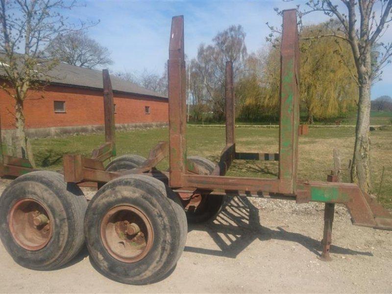 Rückewagen & Rückeanhänger des Typs Sonstige Stærk skovvogn uden kran, Gebrauchtmaschine in Fredericia (Bild 1)