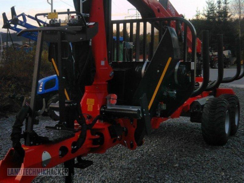 Rückewagen & Rückeanhänger des Typs Stepa B9 AK, Neumaschine in Gotteszell (Bild 2)