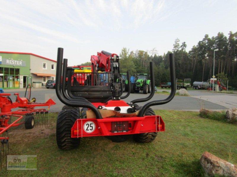 Rückewagen & Rückeanhänger des Typs Stepa C 10, Neumaschine in Wernberg-Köblitz (Bild 3)