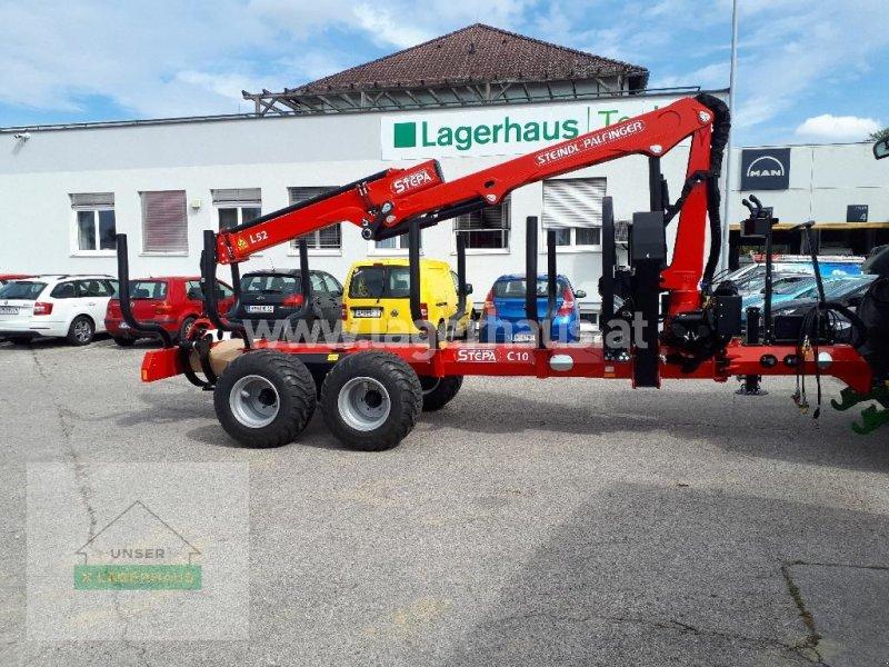 Rückewagen & Rückeanhänger типа Stepa C10AK + FL5285, Neumaschine в Amstetten (Фотография 1)