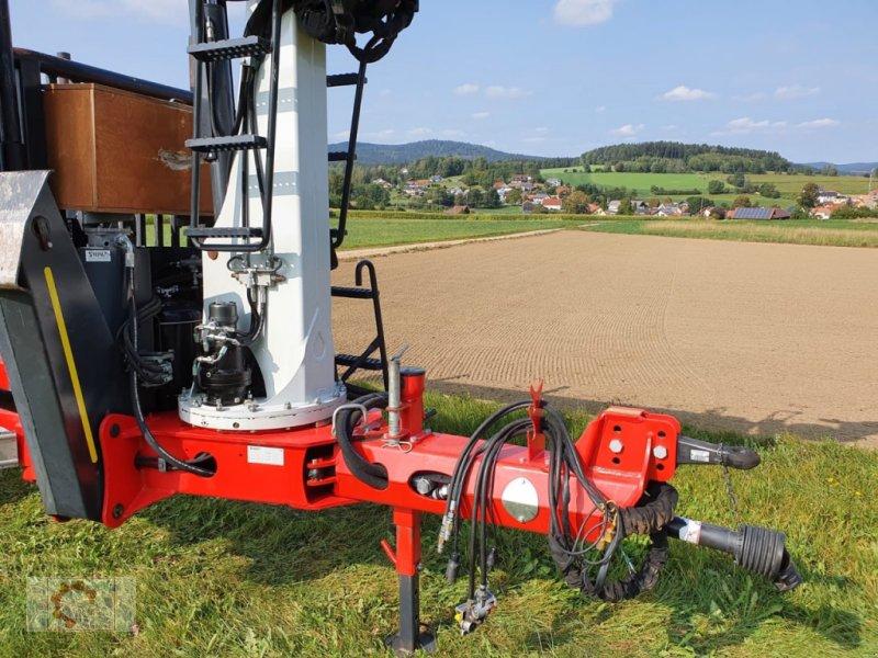 Rückewagen & Rückeanhänger des Typs Stepa FHL 11 AK mit Kran 60.87 8,7m, Gebrauchtmaschine in Tiefenbach (Bild 5)
