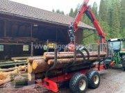 Rückewagen & Rückeanhänger des Typs Stepa FHL 11 AK, Gebrauchtmaschine in Klagenfurt