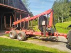 Rückewagen & Rückeanhänger des Typs Stepa FHL13AK in Gotteszell