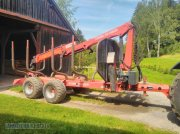 Rückewagen & Rückeanhänger des Typs Stepa FHL13AK, Gebrauchtmaschine in Gotteszell