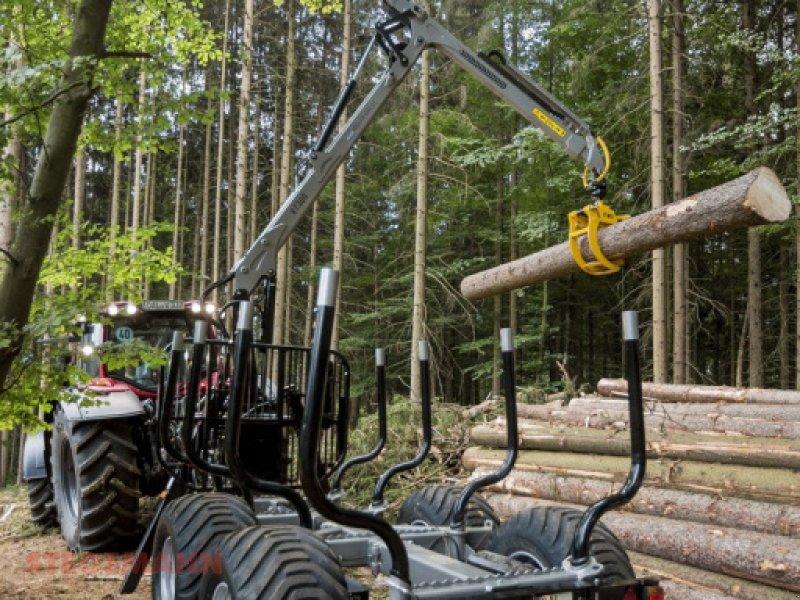 Rückewagen & Rückeanhänger typu Trejon OPTIMAL Multiforest MF1050, Neumaschine w Billerbeck (Zdjęcie 8)