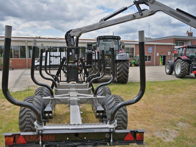 Rückewagen & Rückeanhänger typu Trejon OPTIMAL Multiforest MF1050, Neumaschine w Billerbeck (Zdjęcie 6)