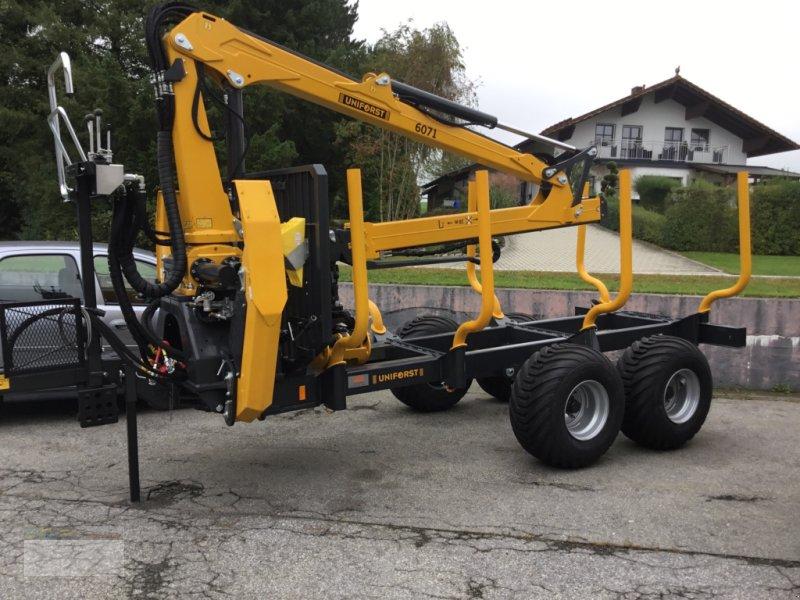 Rückewagen & Rückeanhänger des Typs Uniforst 11.43/6071, Neumaschine in Fürsteneck (Bild 1)
