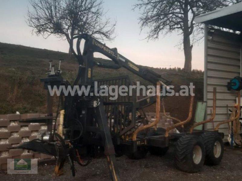 Rückewagen & Rückeanhänger типа Uniforst 9 TO, Gebrauchtmaschine в Klagenfurt (Фотография 1)