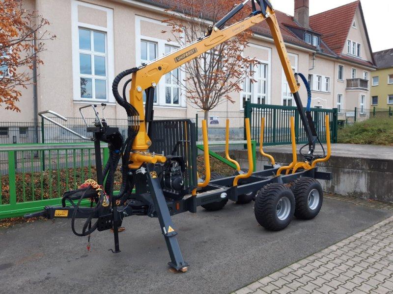 Rückewagen & Rückeanhänger типа Uniforst Economy Duo, Gebrauchtmaschine в Triptis (Фотография 1)