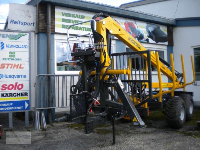Rückewagen & Rückeanhänger типа Uniforst Economy-II, Gebrauchtmaschine в Freistadt (Фотография 1)